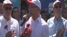 Ulaştırma Denizcilik ve Haberleşme Bakanı Elvan Karaman'da