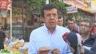 """Zeybekci: """"Enflasyonun sebebi maliyet enflasyonudur"""" - DENİZLİ"""