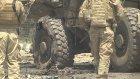 Afganistan'da NATO konvoyuna intihar saldırısı - KABİL