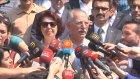Cumhurbaşkanı adayı İhsanoğlu oyunu kullandıktan sonra soruları cevapladı - İSTANBUL
