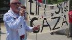 İsrail'in Gazze'ye saldırılarının protesto edilmesi - HAMİLTON