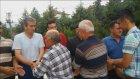 Yerkozluda Ramazan Bayramı Namaz Çıkışı Bayramlaşma