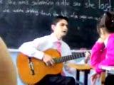 Müzik Hocası Sesi Harika