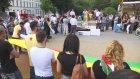 Yezidiler Almanya'da IŞİD'i protesto etti - BERLİN