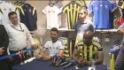 Fenerbahçeli futbolcu Bekir İrtegün - İSTANBUL