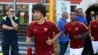 Salih'li Roma'dan müthiş maç! 5 gol...
