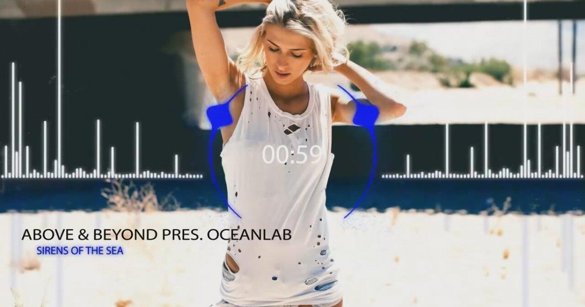 Above - Beyond Pres. Oceanlab - Sirens Of The Sea Dinle ... Oceanlab Sirens Of The Sea Remixed