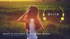 Snatt & Vix Feat. Alexandra Badoi - Cold Shower (Original Club Mix)