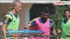 Fenerbahçe'de Antrenmanlar Keyifli Geçiyor