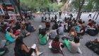 İsrail'in Gazze'ye saldırılarını protesto ettiler - NEW YORK