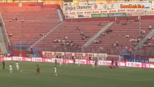 Trabzonspor, Hüseyin Avni Aker'de Taraftarıyla Buluştu