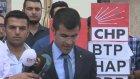 """AK Parti'li gençler """"mısır ekmeği"""" gönderdi - İZMİR"""