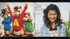 Chipmunks - Swag İt Out ( Zendaya Coleman)