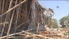 Üniversite inşaatı çöktü - DİYARBAKIR
