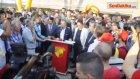 Göztepe Spor Kulübünün Urla'daki Tesisi Açıldı