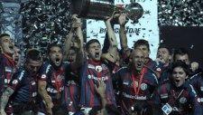 San Lorenzo'da şampiyonluk coşkusu