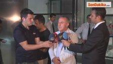 Süleyman Seba'nın vefatı - Beşiktaş Kulübü Genel Sekreteri Ürkmezgil -
