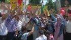 """İstiklal Caddesi'nde """"Rabia"""" yürüyüşü - İSTANBUL"""