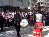 Drahnader Açılış Töreni Köçek Oyunu
