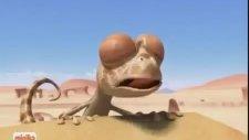 Oscar Çöllerde   Yeni Bölümler   Çizgi Film   Parfüm Şişesi