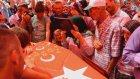 Aksaray'daki otobüs kazasında hayatını kaybeden Meriç'in cenazesi, toprağa verildi - EDİRN