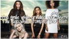 Little Mix - Competition (Lyrics Video)