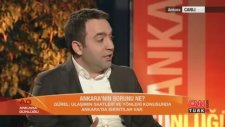 Mevlüt Karakaya, Melih Gökçek ve Mansur Yavaş Ankara Günlüğü'nde - (16.03.2014)
