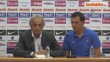 Maçın Ardından - Trabzonspor Teknik Direktörü Halilhodzic