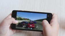 Asus Zenfone 5 Gameplay Asphalt 8 -- GT Racing 2 -- Real Racing 3 ( İntel Atom Z2560 1.6GHz)