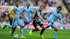 Newcastle 0-2 M. City Maç Özeti (17.08.2014)