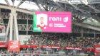 Rubin Kazan, Kazan-Arena Stadındaki ilk maçına çıktı - KAZAN