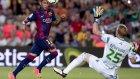Neymar'dan şık aşırtma golü