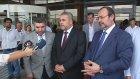 Görmez ve Rıdvan, Gazzeli yaralıları ziyaret etti - ANKARA