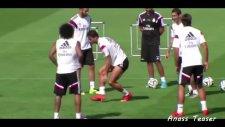 Ronaldo'dan Takım Arkadaşına Şok Hareket