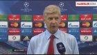 Arsenal Menajeri Wenger: Beşiktaşlılar Bana Su Şişesi Fırlattı
