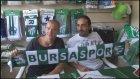 Bursaspor'da İbrahim Öztürk ve Holmen taraftarla buluştu - BURSA