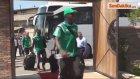 Kardemir Karabükspor'la Karşılaşacak Fransa'nın Saint - Etienne Takımı, Karabük'e Geldi