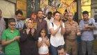 Suriye Konsolosluğu önünde gazeteci eylemi - İSTANBUL