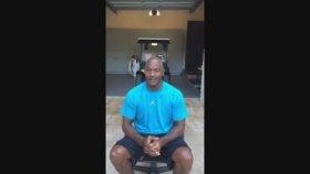 Michael Jordan -  Ice Bucket Challenge ALS