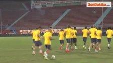 Trabzonspor, Rostov Maçı Hazırlıklarını Tamamladı