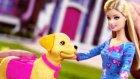 Barbie Köpeğine Tuvalet Eğitimi Veriyor