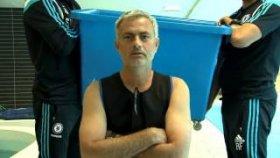 Jose Mourinho - ALS Ice Bucket Challenge