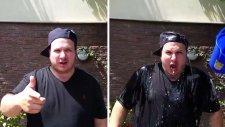 Şahan Gökbakar da Ice Bucket Challenge'a katıldı