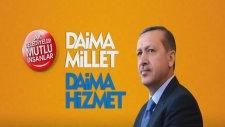 Ak Parti Seçim Müziği 2014 - İnandık Hakka