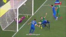Dinamo Moskova - Omonia Nicosia 2-2 Maç Özeti