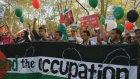 Gazze'yle dayanışma yürüyüşü - NEW YORK
