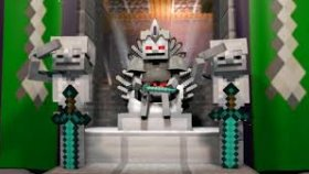 Minecraft Animasyon Skelettron