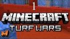 Minecraft - Turf Wars - Bölüm 1
