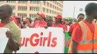 Nijerya'da kaçırılan kız öğrenciler için protesto gösterisi düzenledi - ABUJA
