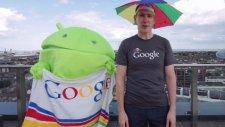 ALS hastalarına Bir Destek'te Google Dublin Ofisinden - Ice Bucket Challenge